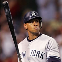 Alex Rodriguez - New York Yankees?