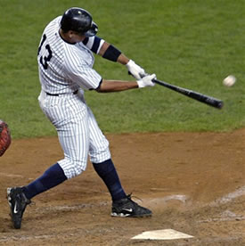Alex Rodriquez, New York Yankees