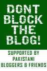 Pakistan blog resistance