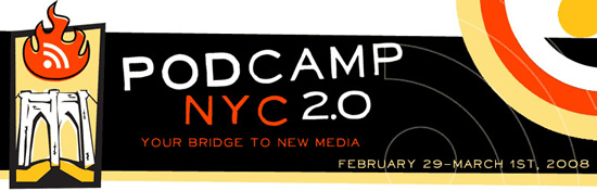 PodCamp2 NYC is in Brooklyn.