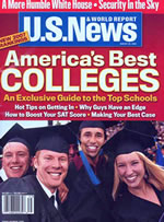 US News & World Report College Ranking